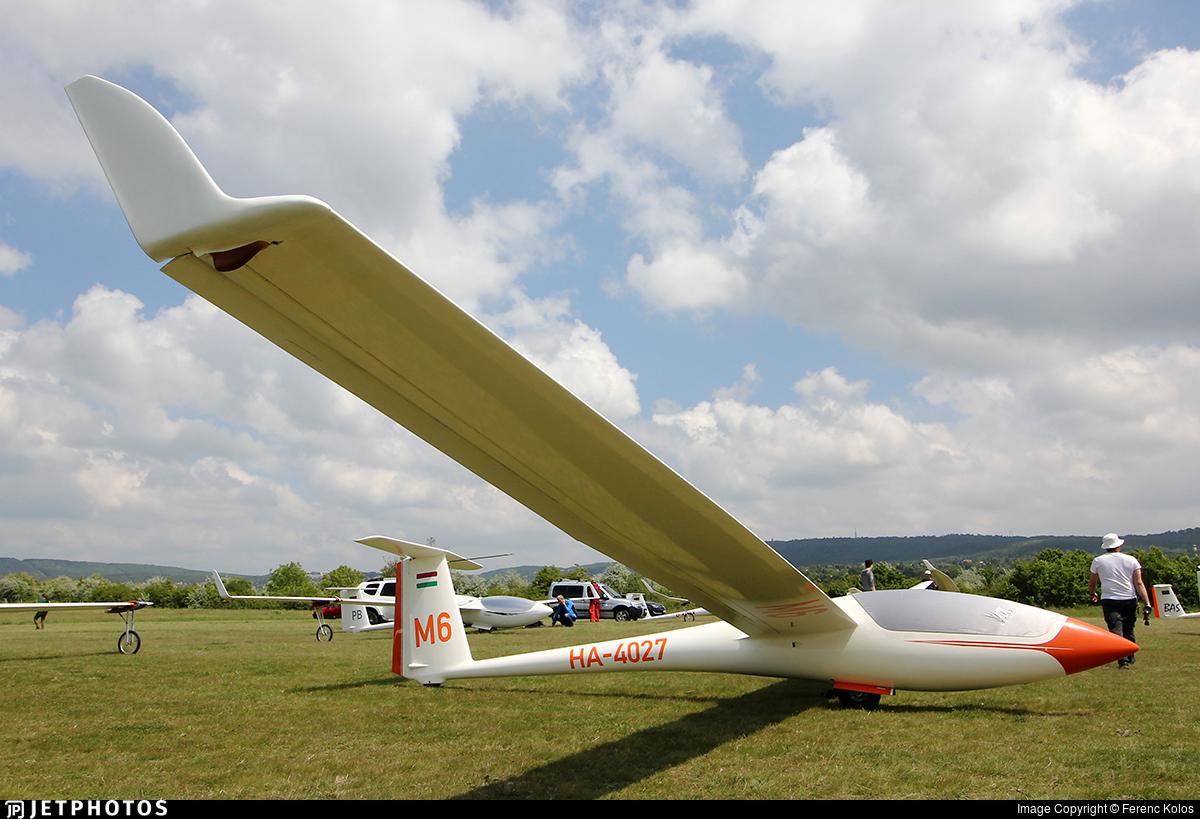 HA-4027 - Schleicher ASW-20 - Private