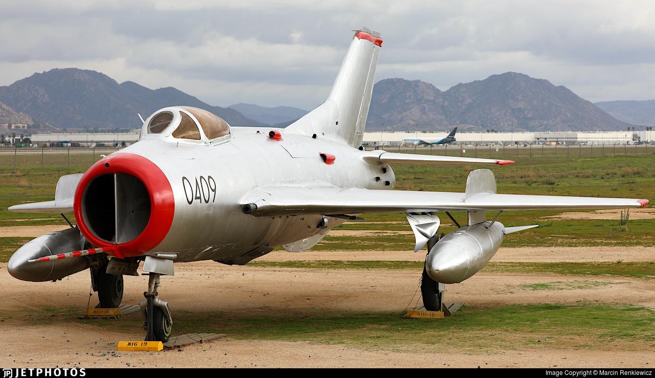 0409 - PZL-Mielec TS-8 Bies - Czechoslovakia - Air Force