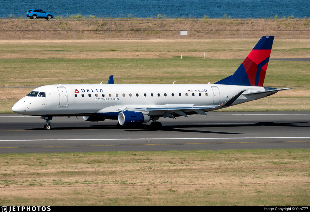 N300SY - Embraer 170-200LL - Delta Connection (SkyWest Airlines)