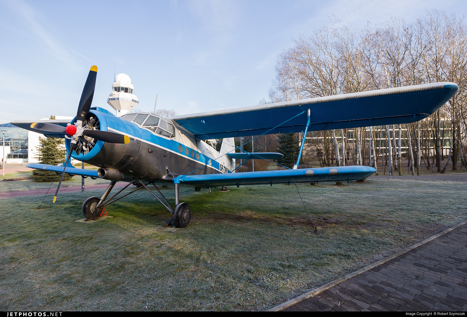 SP-TWF - PZL-Mielec An-2 - Poland - Air Navigation Services Agency (PANSA)