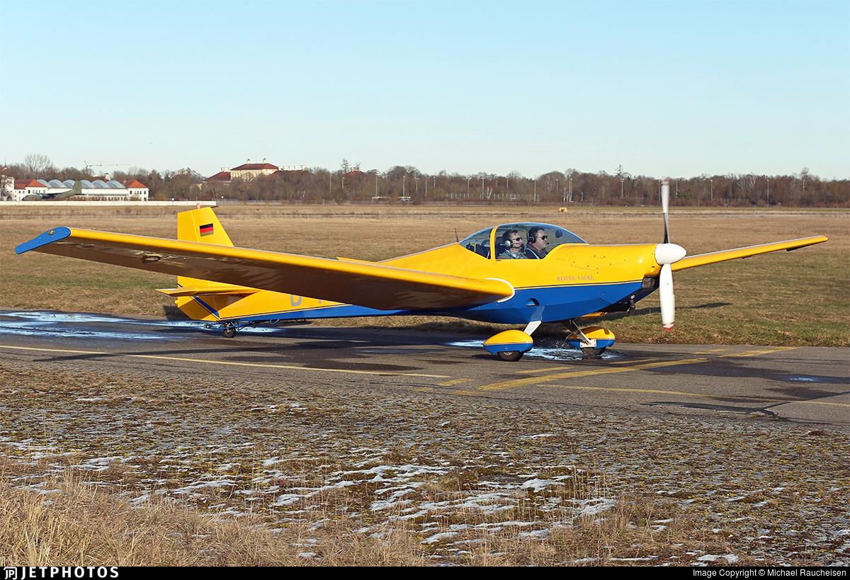 D-KGAJ - Scheibe SF.25C-TL Rotax-Falke - Ikarus LSC