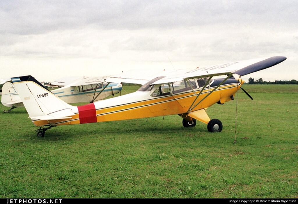 LV-AOO - Aero Boero AB180RVR - Private