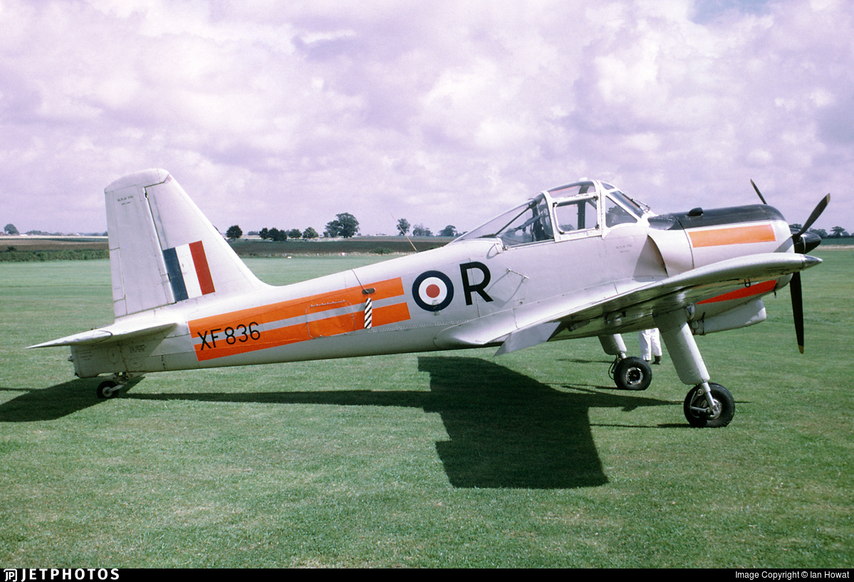G-AWRY - Percival Provost T.1 - Private