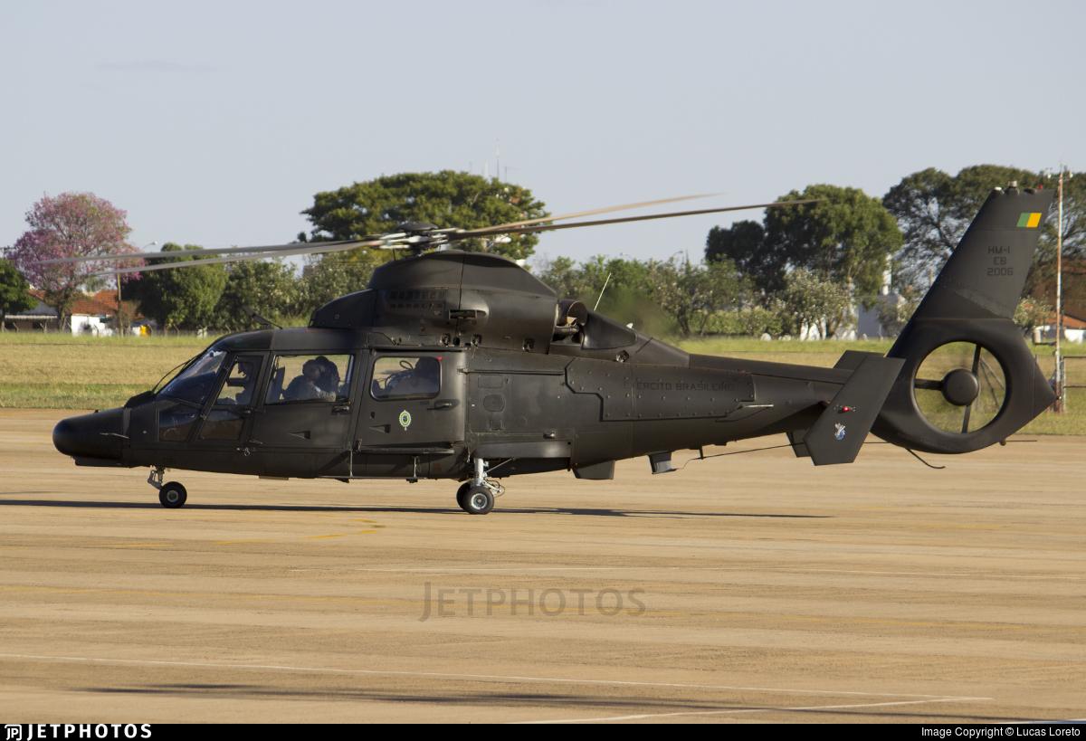 EB2006 - Helibrás HM-1 Panther - Brazil - Army