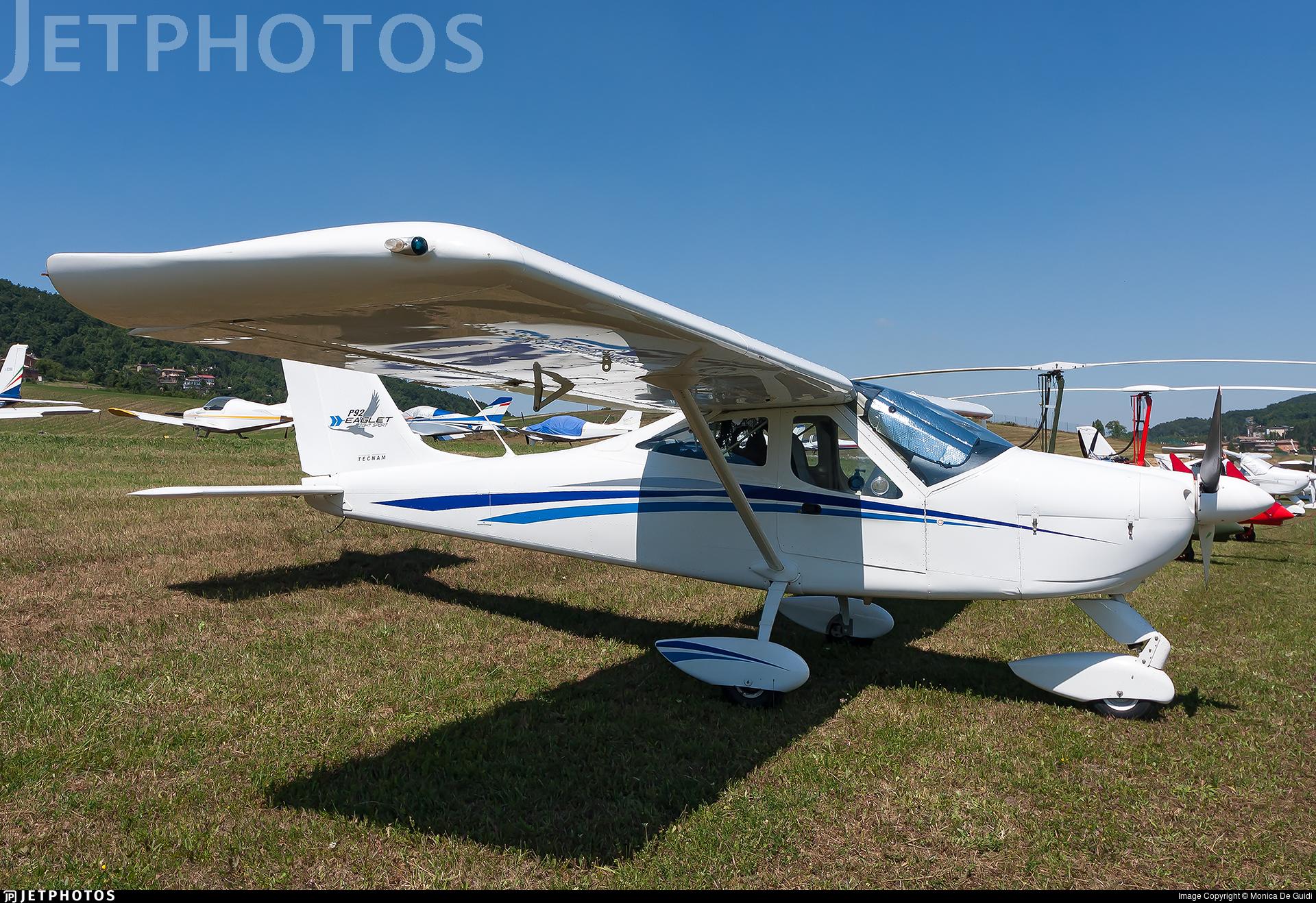 I-A129 - Tecnam P92 Eaglet Light Sport - Private