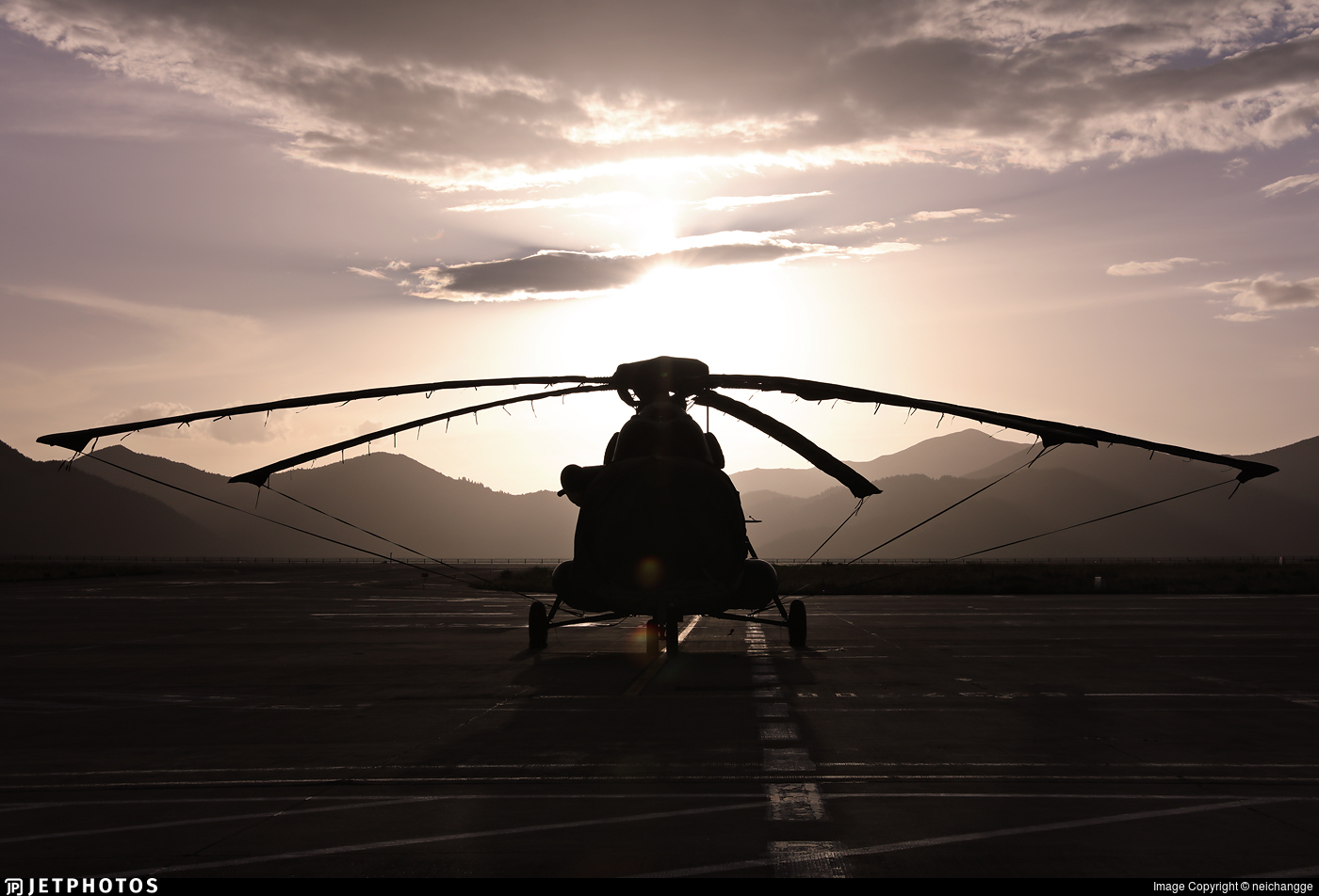 LH92776 - Mil Mi-171E Baikal - China - Army
