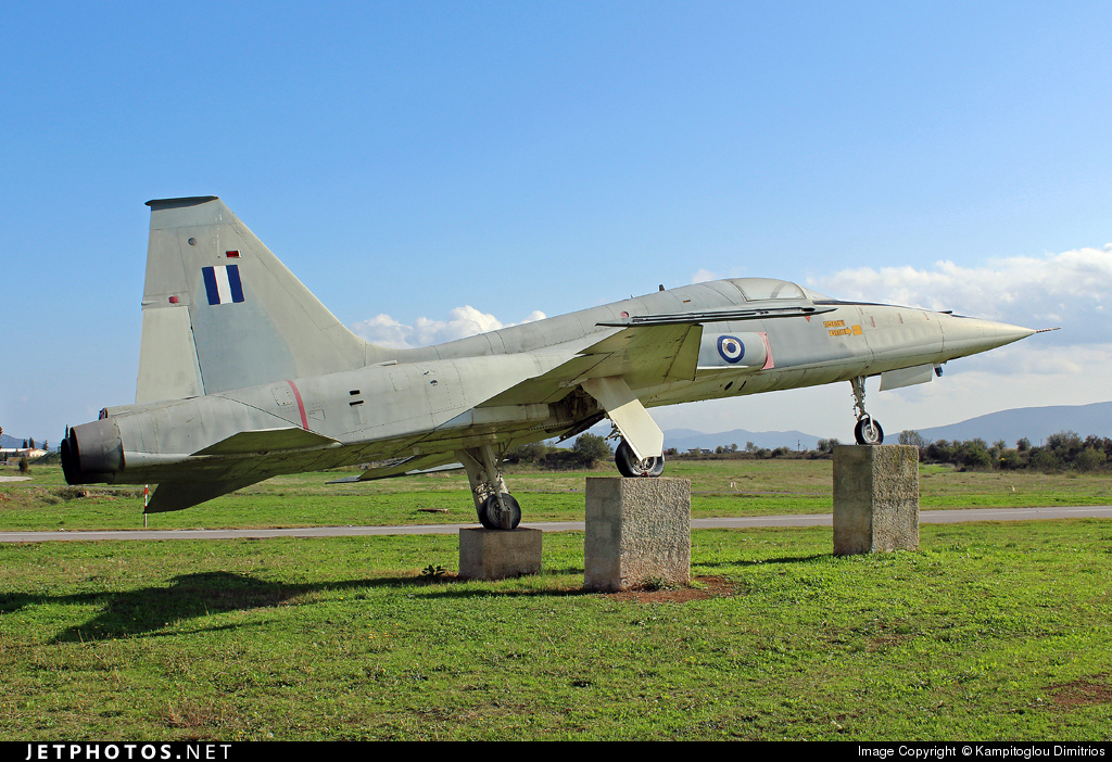 89073 - Northrop F-5A Freedom Fighter - Greece - Air Force