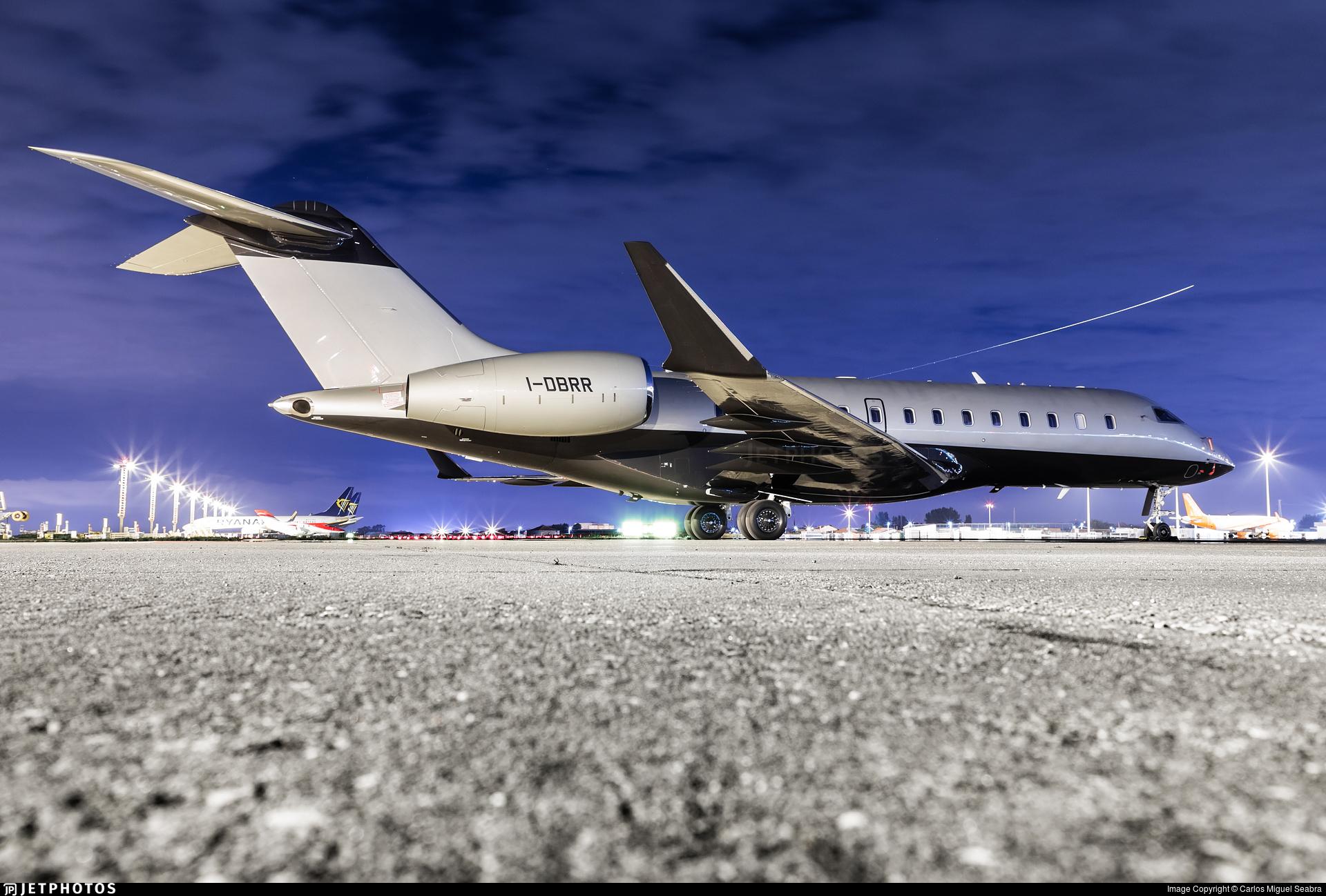 I-DBRR - Bombardier BD-700-1A11 Global 5500 - Sirio Executive