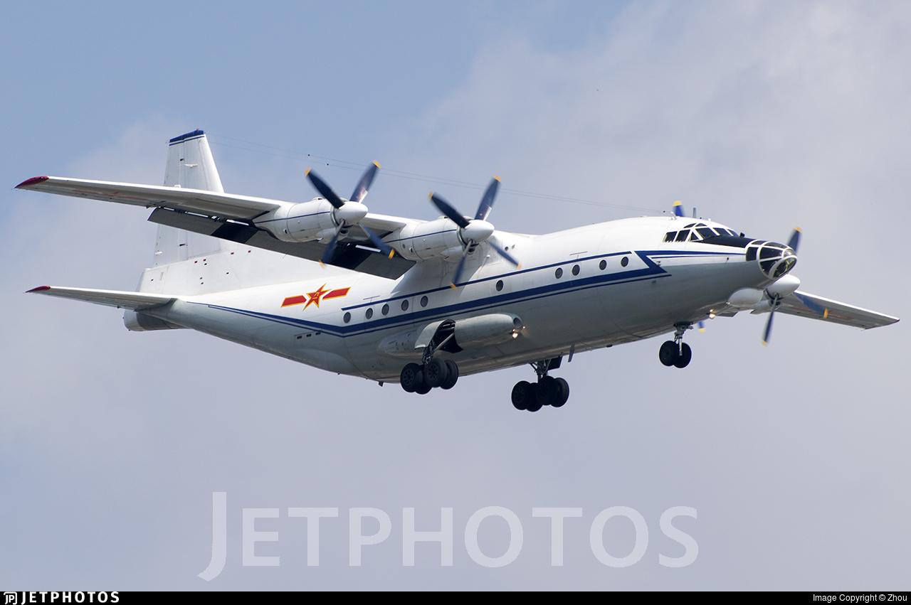 20244 - Shaanxi Y-8C - China - Air Force