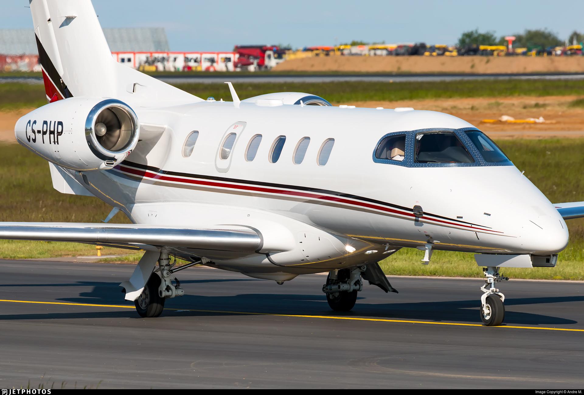 CS-PHP - Embraer 505 Phenom 300 - NetJets Europe