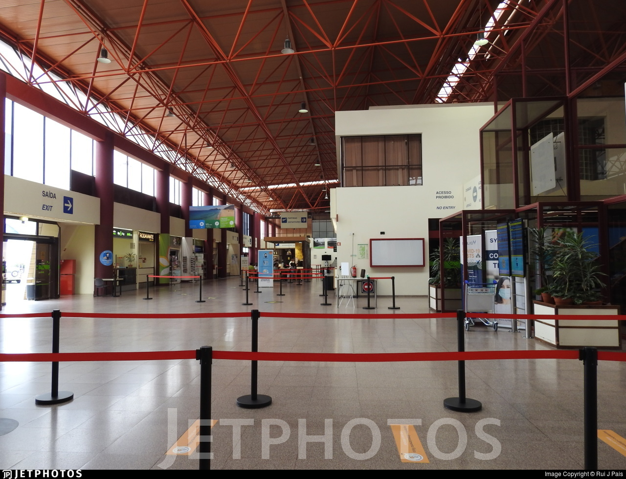 LPPS - Airport - Terminal