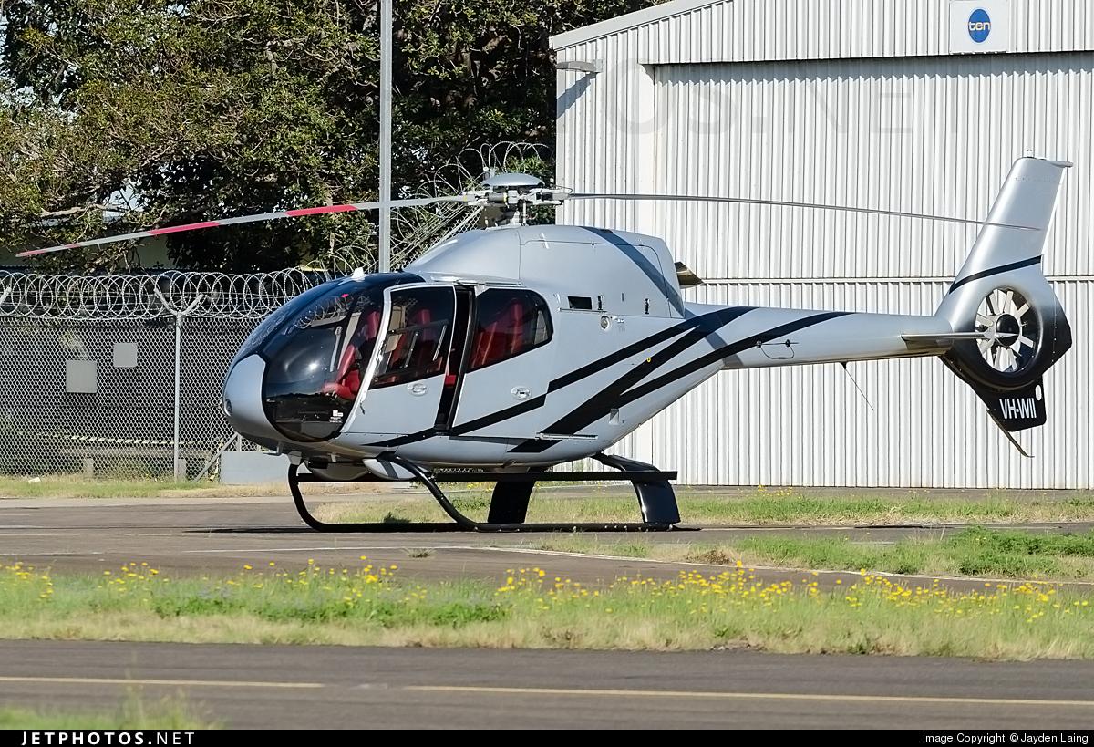 VH-WII - Eurocopter EC 120B Colibri - Private