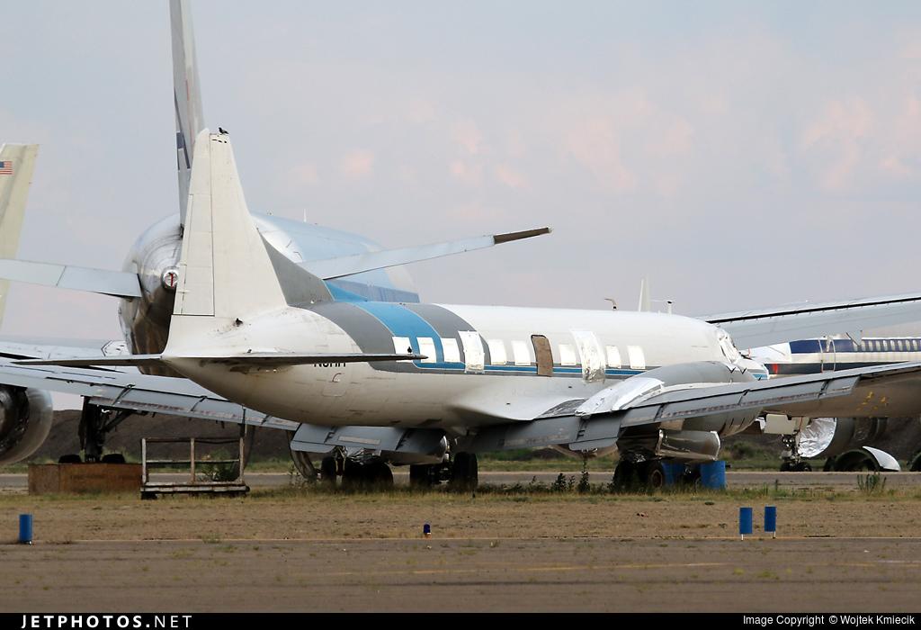 N3HH - Convair CV-440 - Renown Aviation