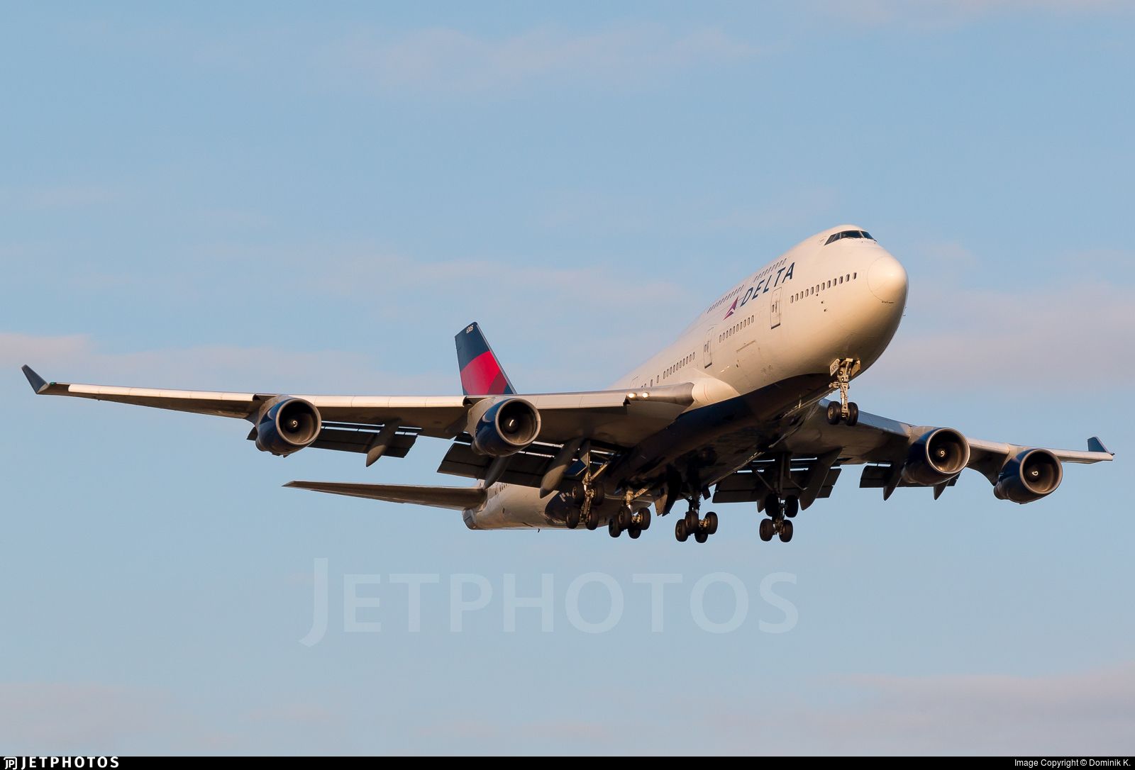 N665US - Boeing 747-451 - Delta Air Lines