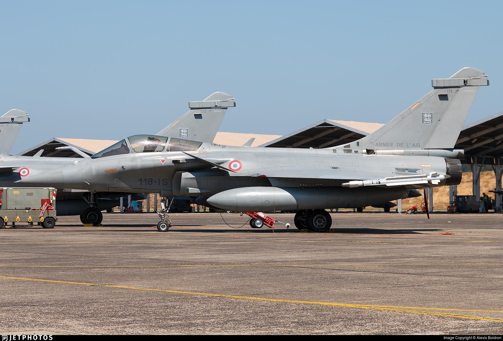 114 - Dassault Rafale C - France - Air Force