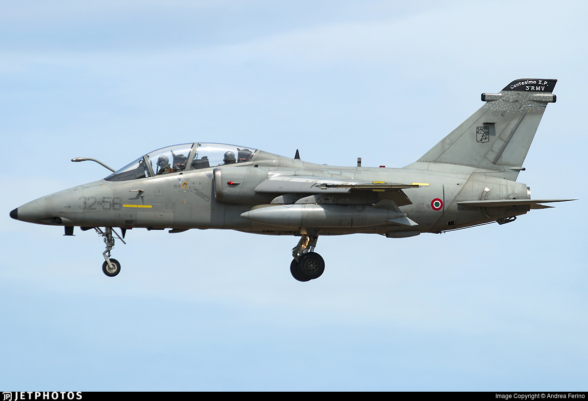 MM55042 - Alenia/Aermacchi/Embraer AMX - Italy - Air Force