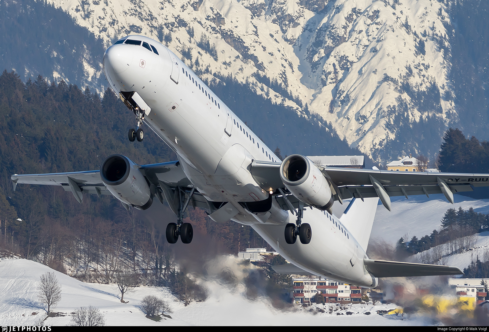 OY-RUU - Airbus A321-231 - Danish Air Transport (DAT)