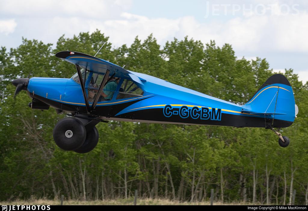 C-GCBM - Piper PA-22-160 Tri-Pacer - Private