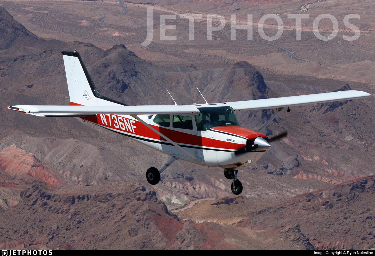 N736NF - Cessna R172K Hawk XP - Private