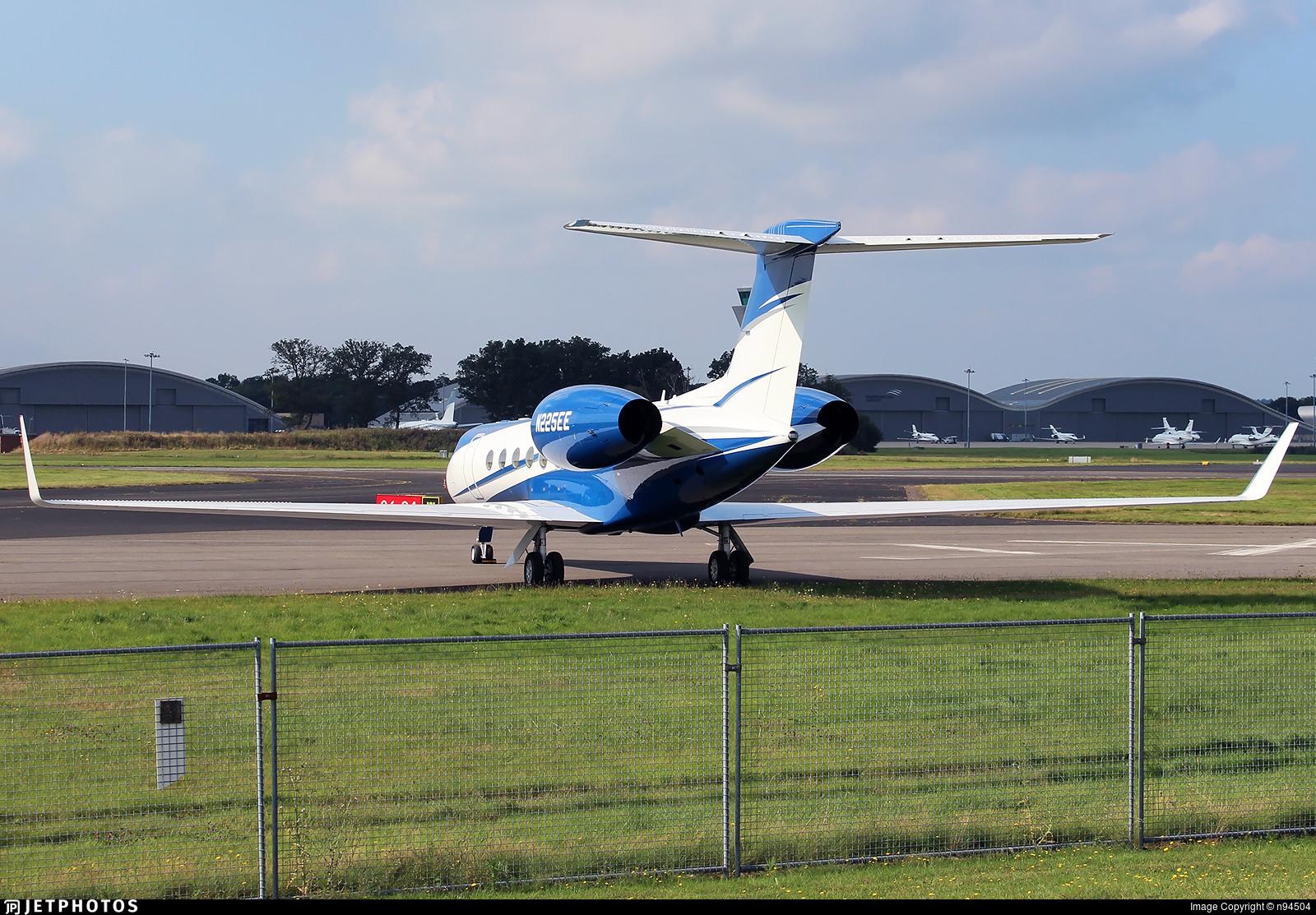 N225EE - Gulfstream G-V - Private