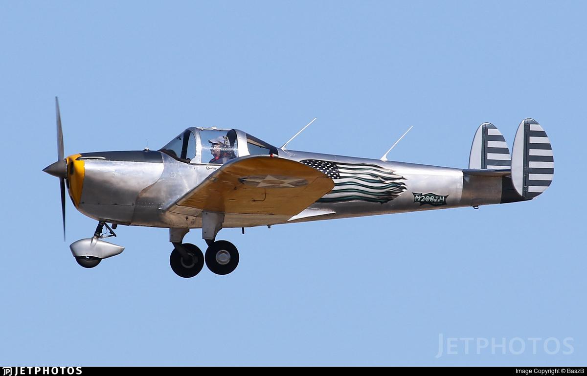 N2081H - Erco 415C Ercoupe - Private