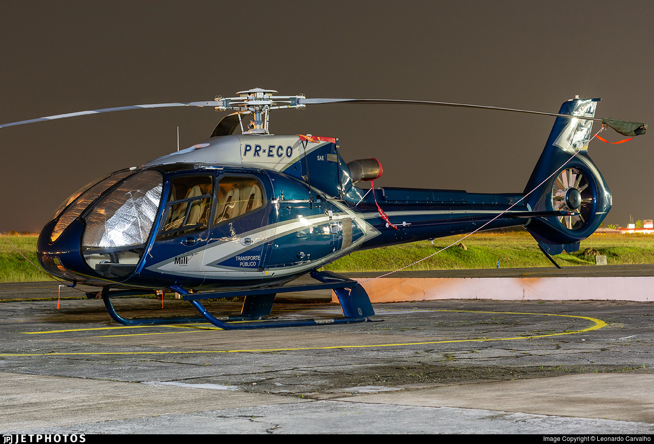 PR-ECO - Eurocopter EC 130B4 - Mill Táxi Aéreo