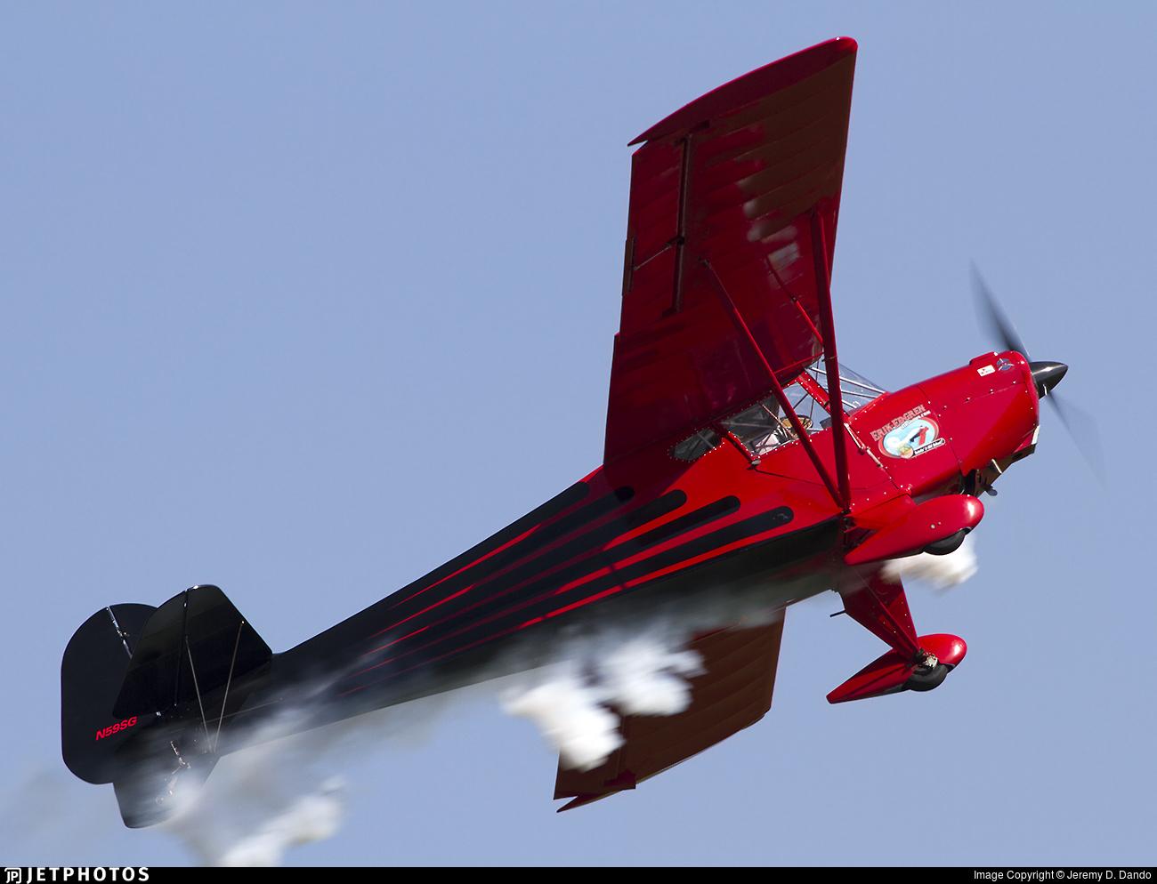 N59SG - Taylorcraft BL-65 - Private