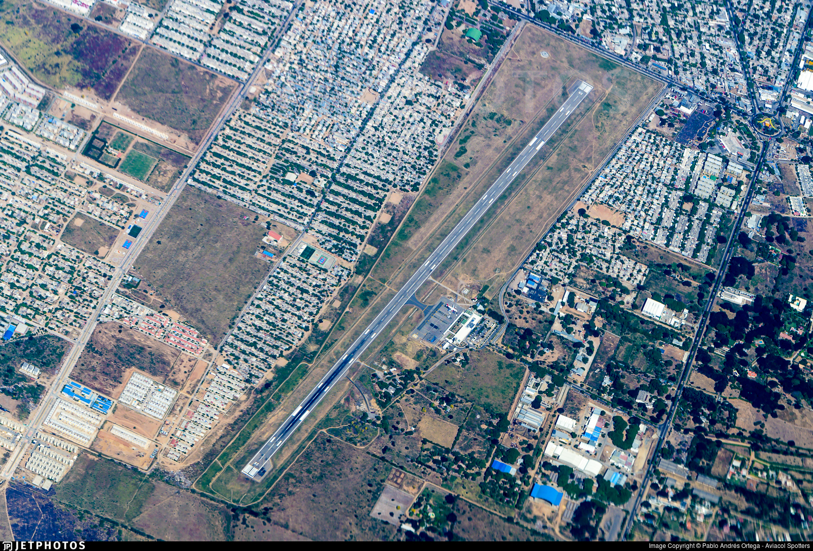 SKVP - Airport - Airport Overview