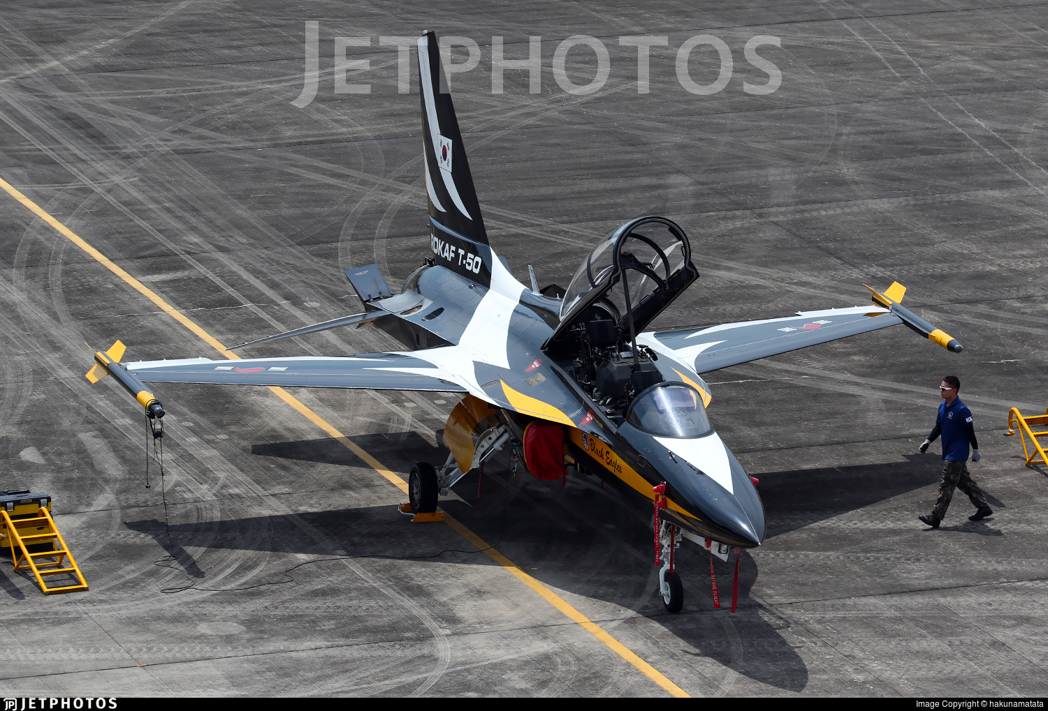 10-0058 | KAI T-50 Golden Eagle | South Korea - Air Force