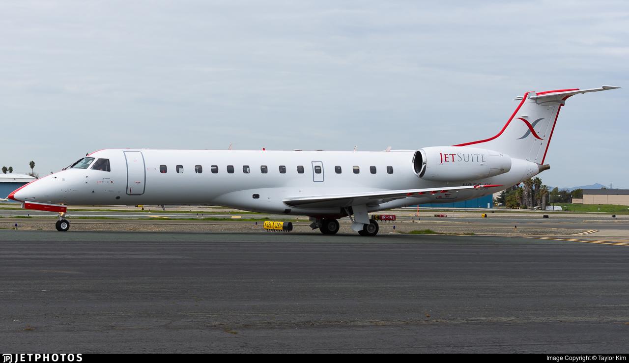 N259JX - Embraer ERJ-135LR - JetSuiteX