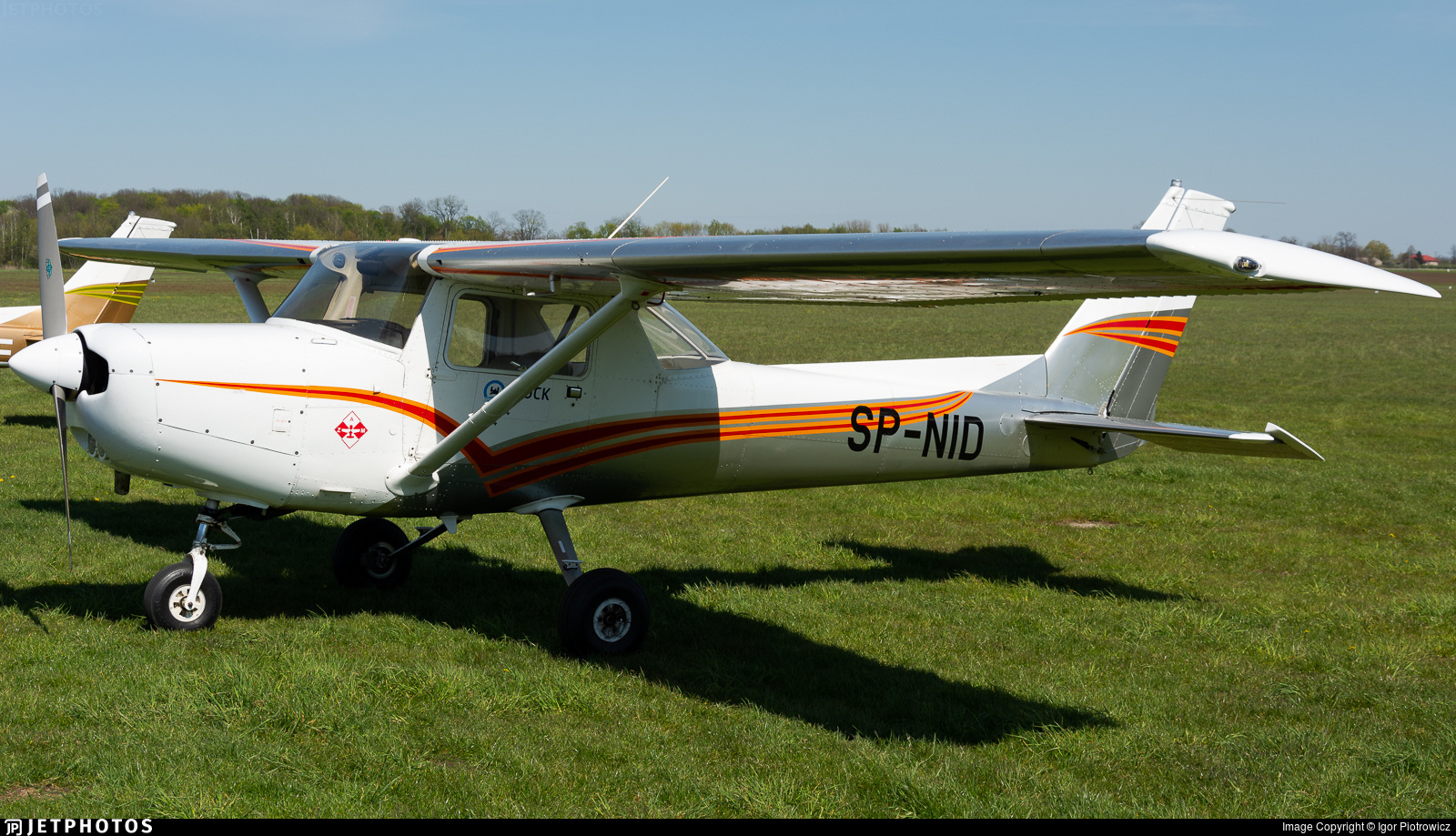 SP-NID - Cessna 152 - Private