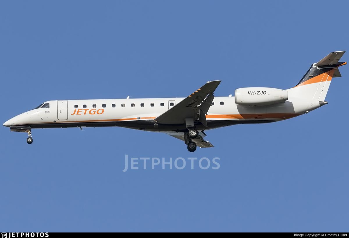 VH-ZJG - Embraer ERJ-140 - JetGo Australia