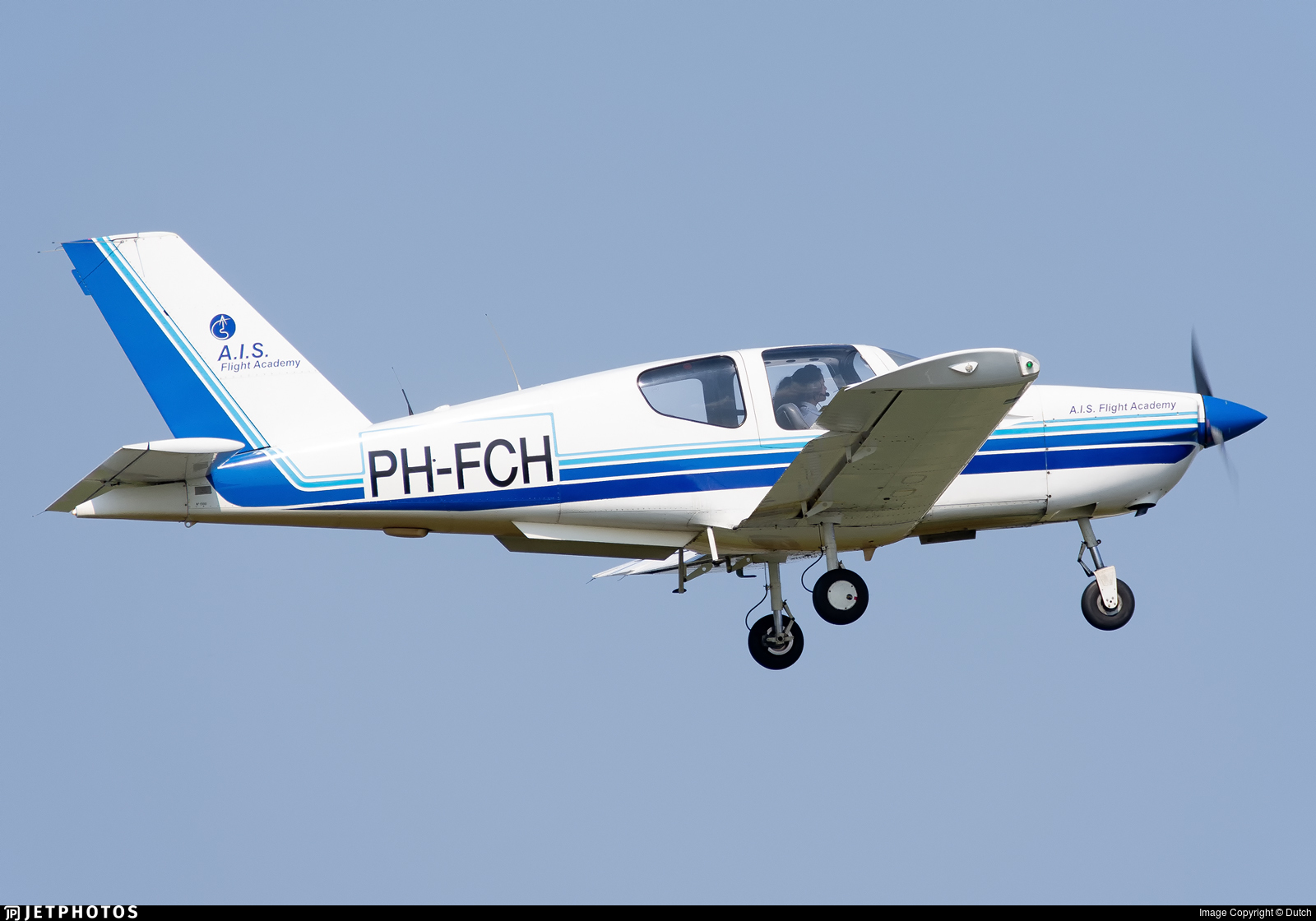 PH-FCH - Socata TB-9 Tampico - AIS Flight Academy