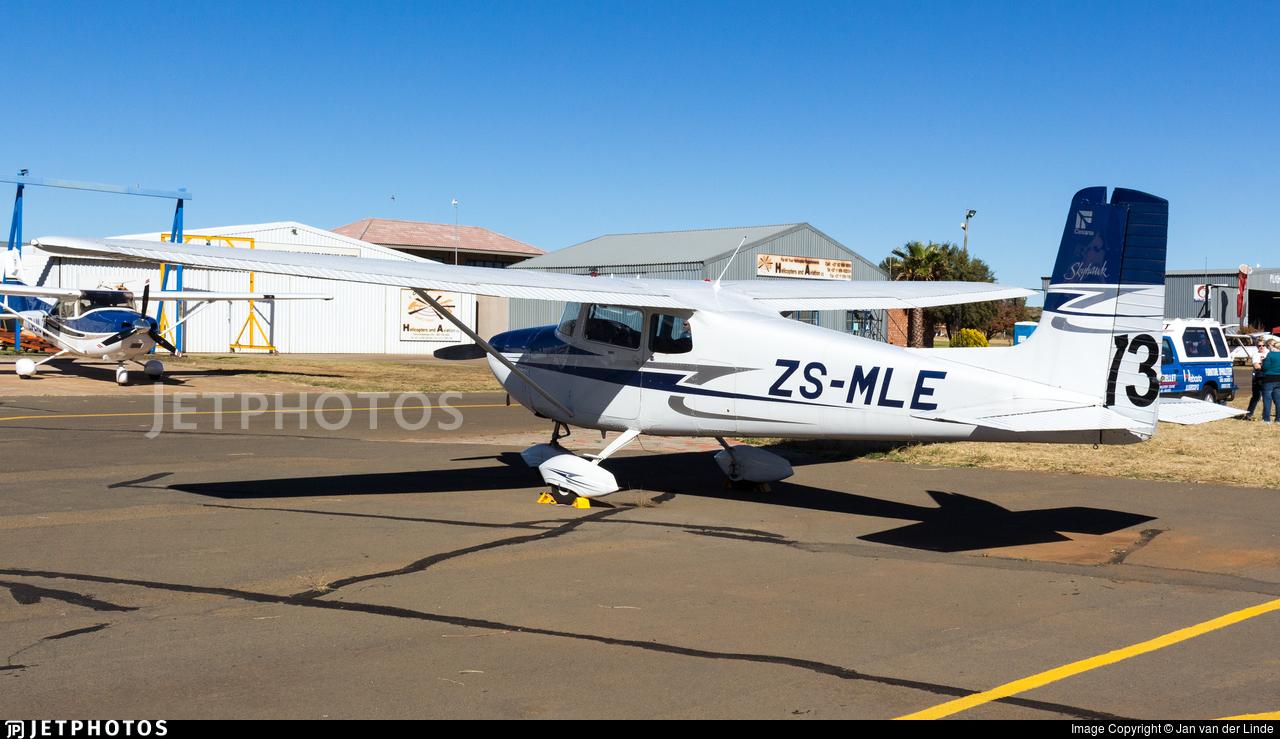 ZS-MLE - Cessna 172 Skyhawk - Private