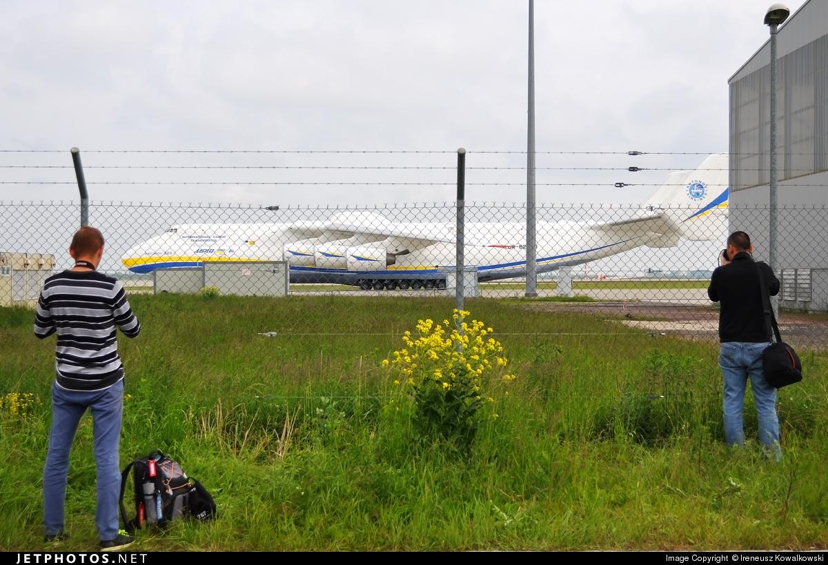 EDDP - Airport - Spotting Location