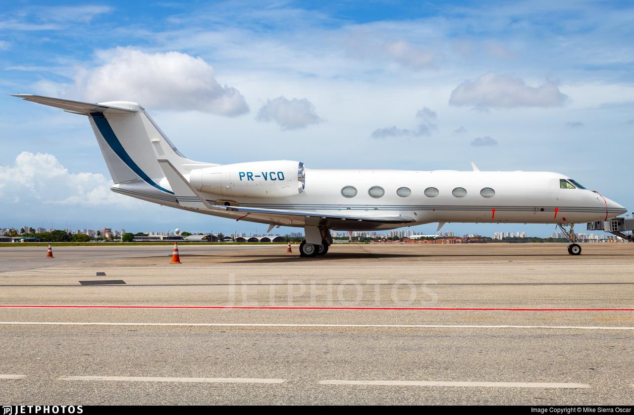 PR-VCO - Gulfstream G450 - Private