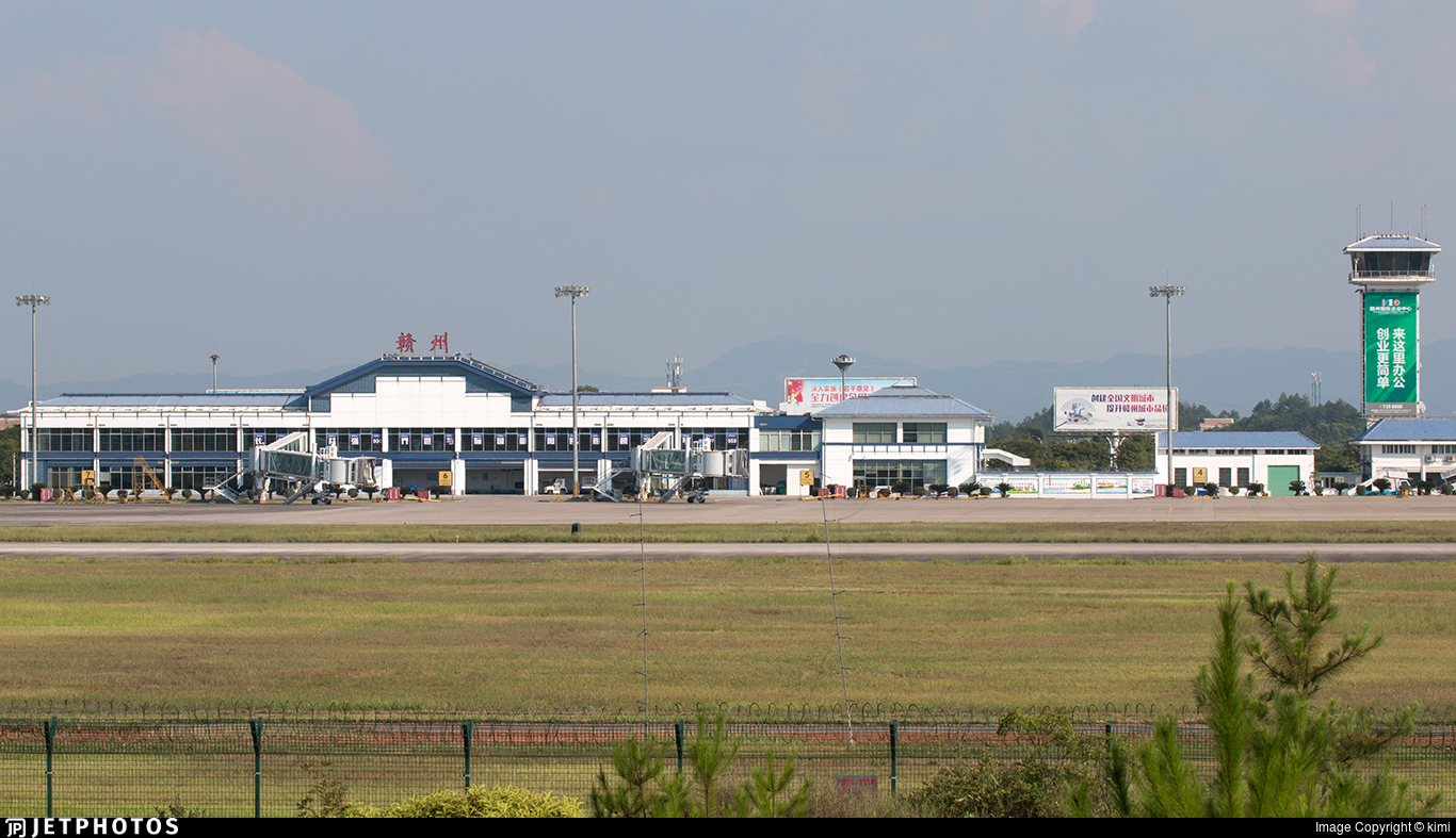 ZSGZ - Airport - Airport Overview