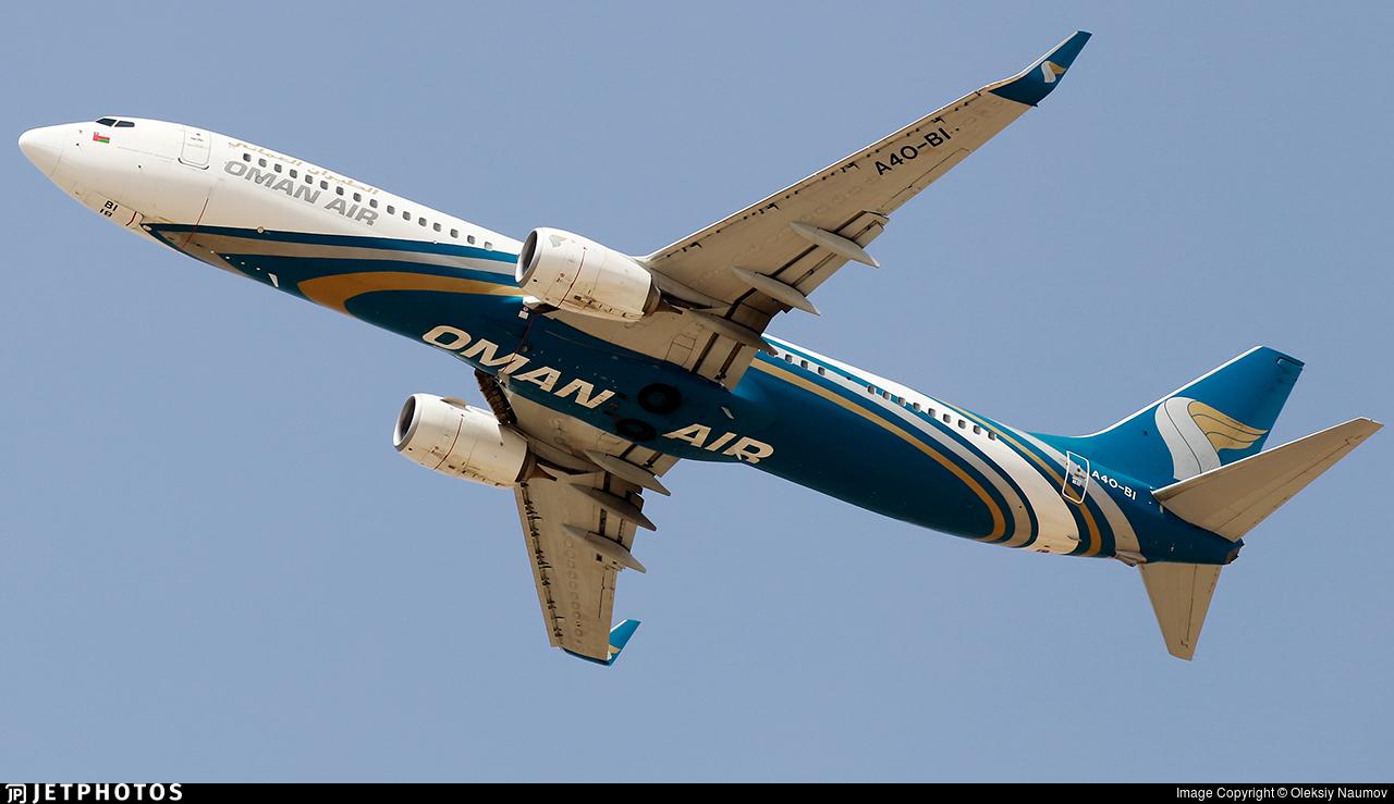 A4O-BI - Boeing 737-91MER - Oman Air
