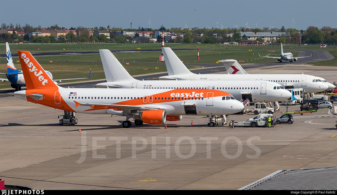 EDDT - Airport - Ramp