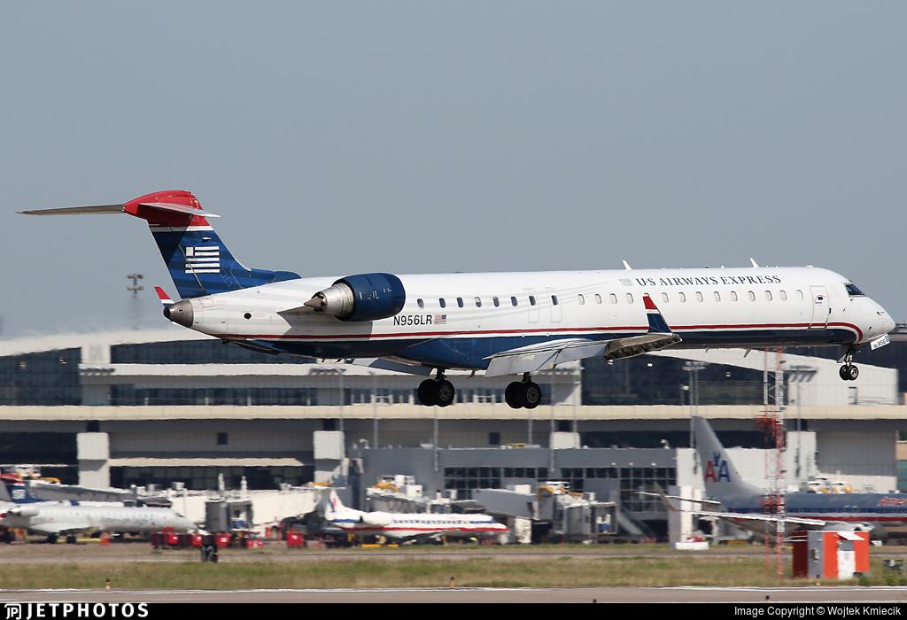 N956LR - Bombardier CRJ-900ER - US Airways Express (Mesa Airlines)