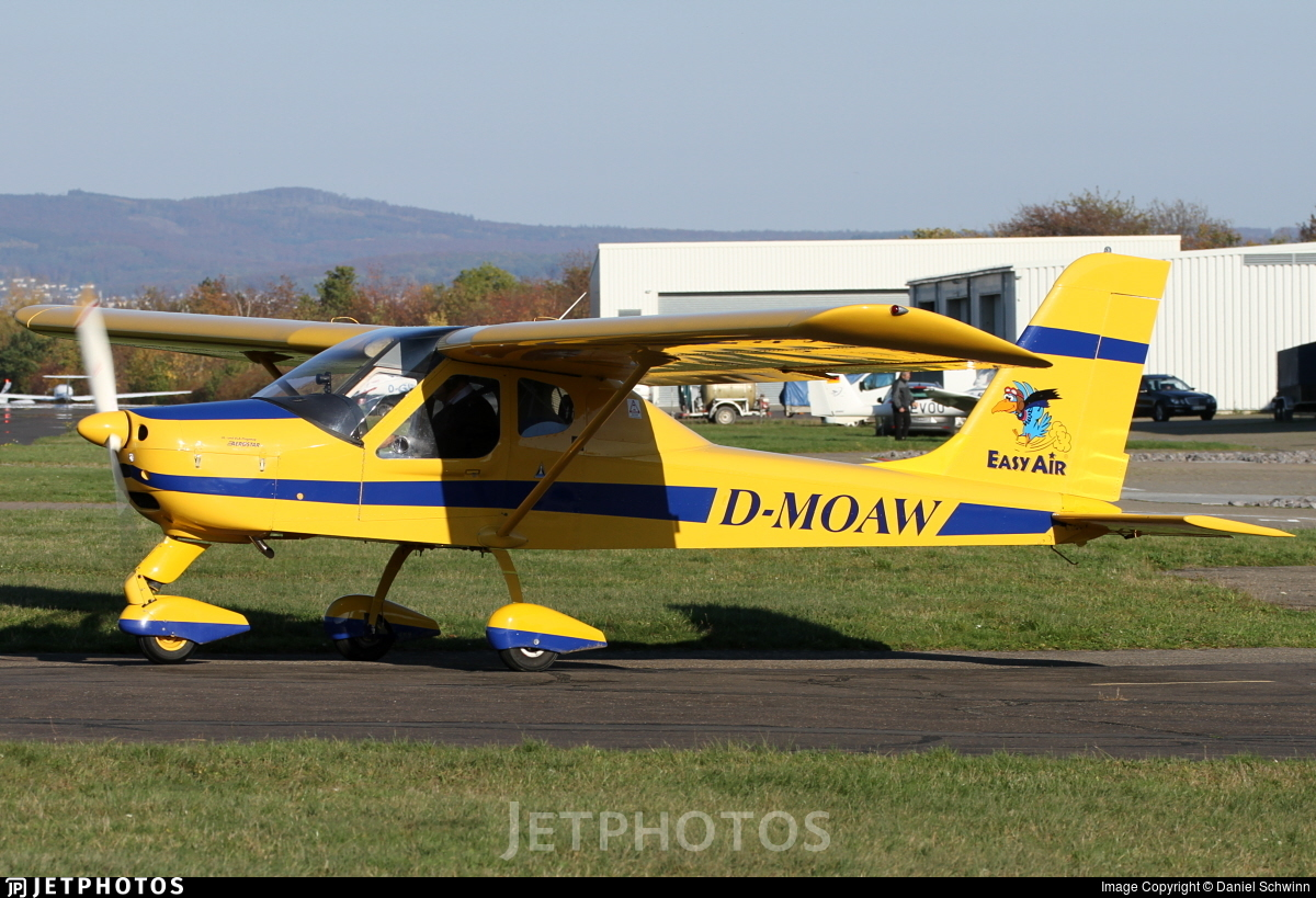 D-MOAW - Tecnam P92 Echo - Private