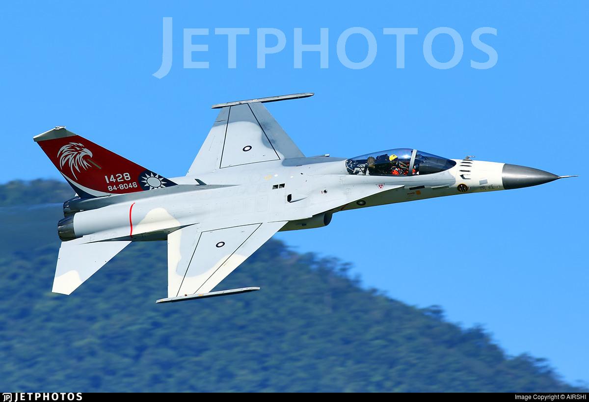 1428 | AIDC F-CK-1A Ching Kuo | Taiwan - Air Force | AIRSHI | JetPhotos