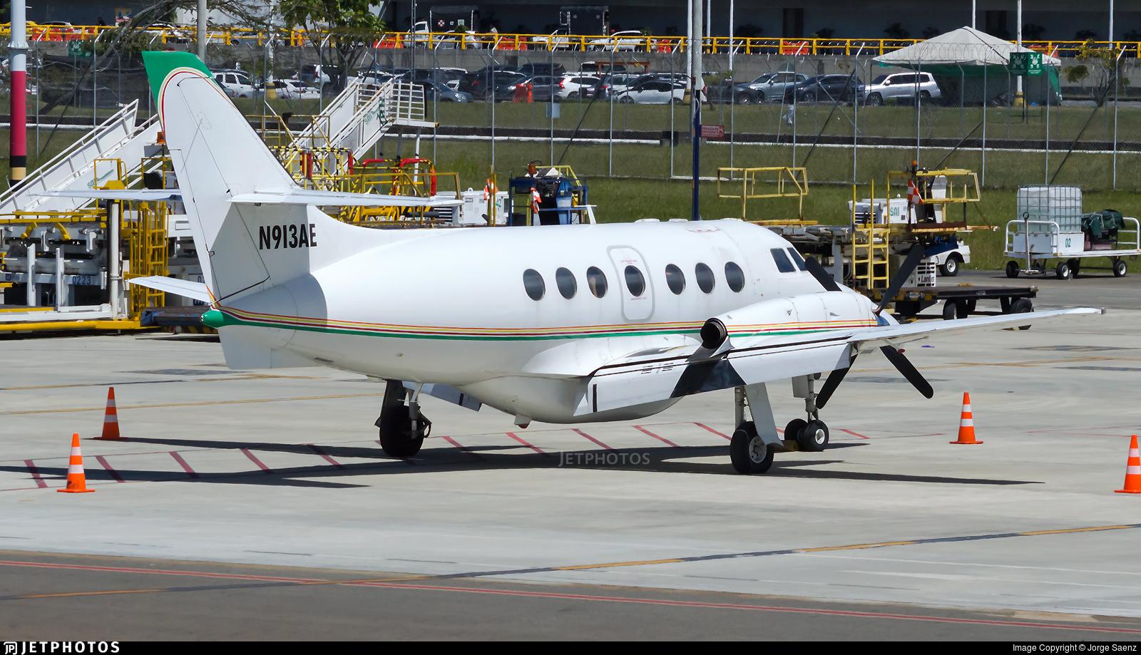 N913AE - British Aerospace Jetstream 31 - Private