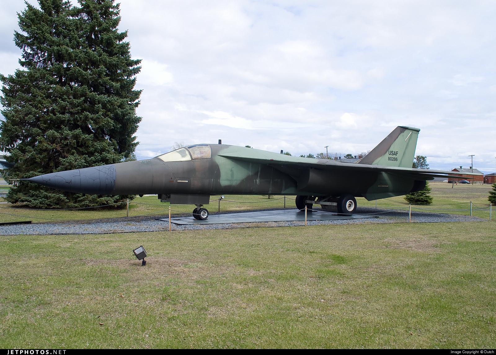 68-0286 - General Dynamics FB-111A Aardvark - United States - US Air Force (USAF)