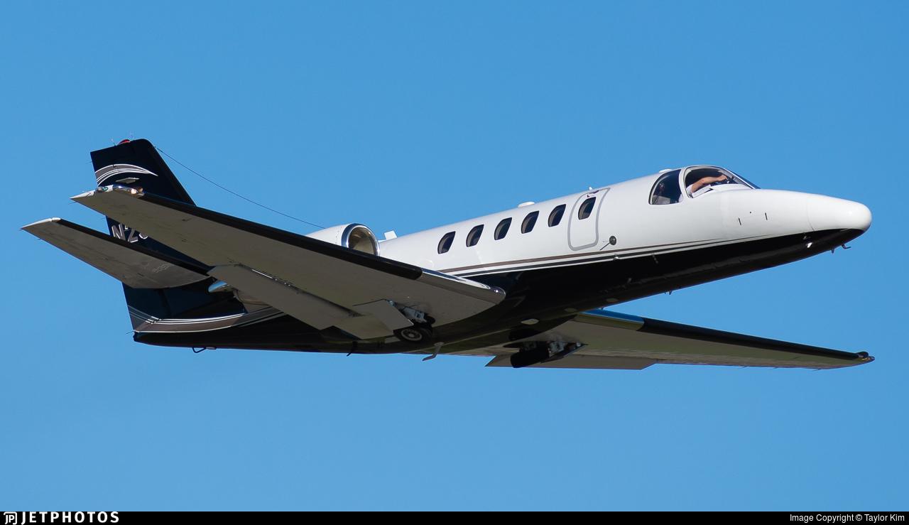 N238JP - Cessna 550B Citation Bravo - Private