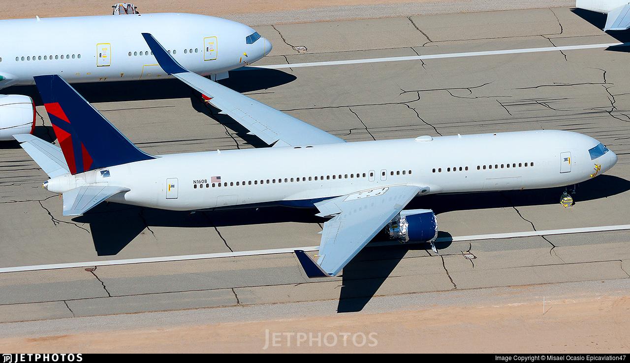 N1608 - Boeing 767-332(ER) - Untitled
