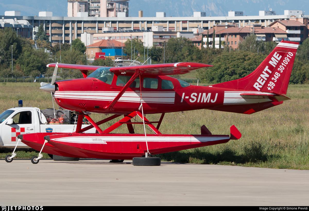 I-SIMJ - Cessna TU206G Turbo Stationair - Private