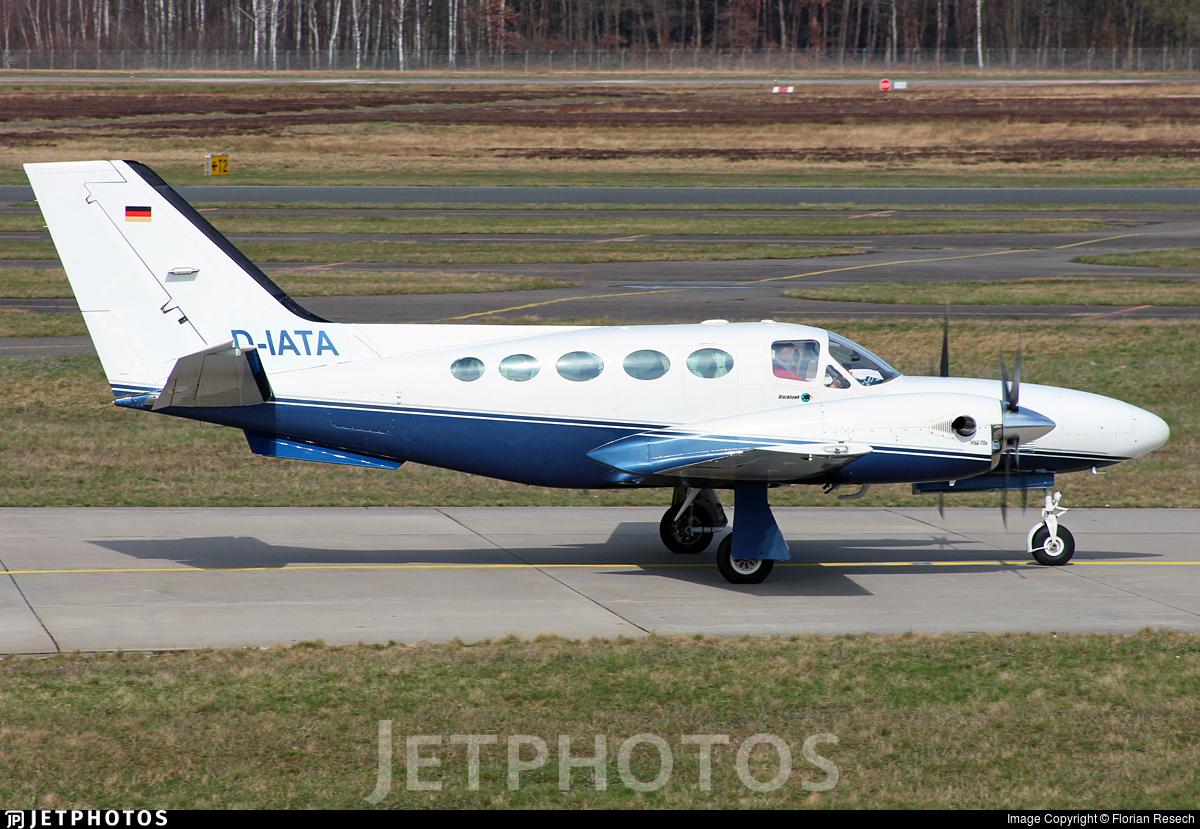 D-IATA - Cessna 425 Conquest I - Private