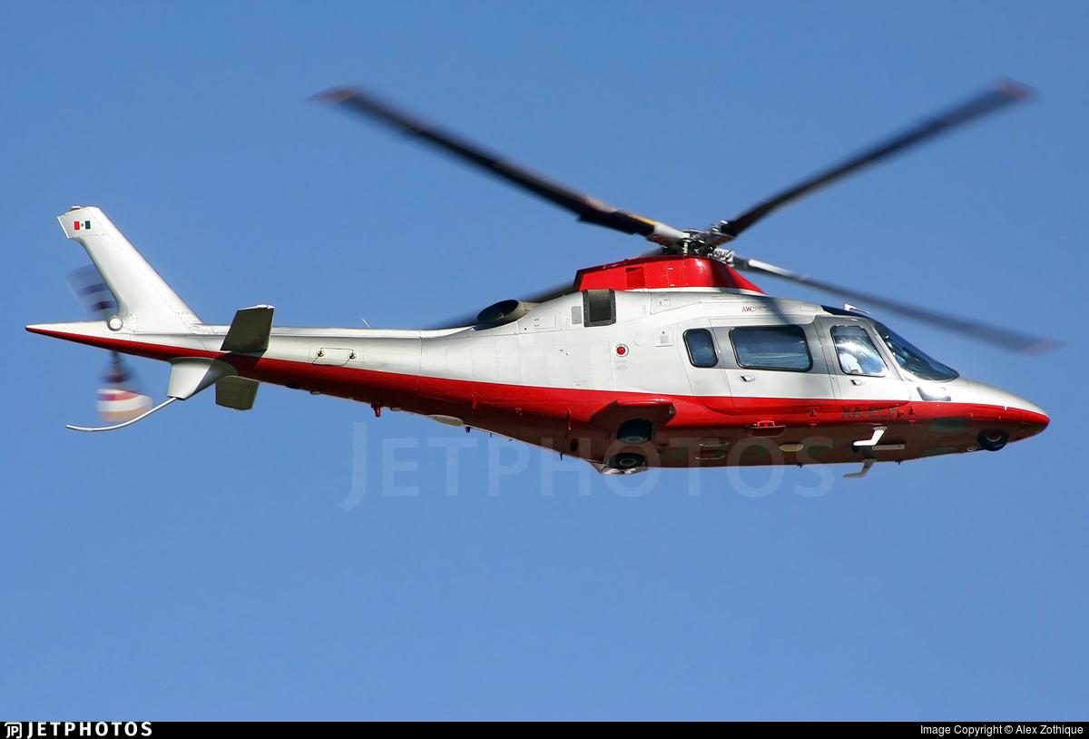 XA-ELF - Agusta A109 Power Elite - Private