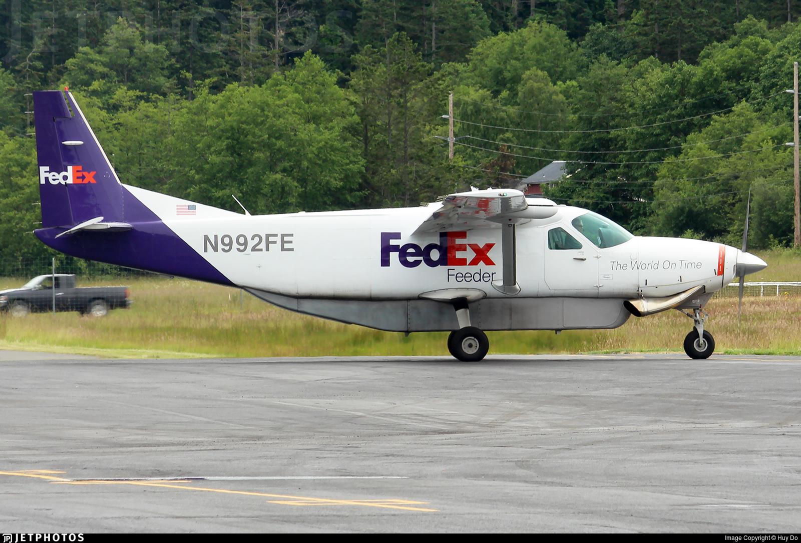 N992FE - Cessna 208B Super Cargomaster - FedEx Feeder (Empire Airlines)